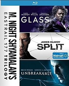 Unbreakable split and glass book series