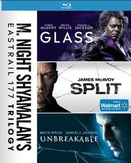 <i>Unbreakable</i> (film series) American superhero thriller and psychological horror film series