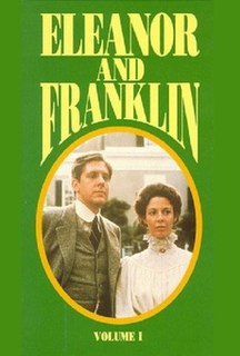 <i>Eleanor and Franklin</i> 1976 television film directed by Daniel Petrie