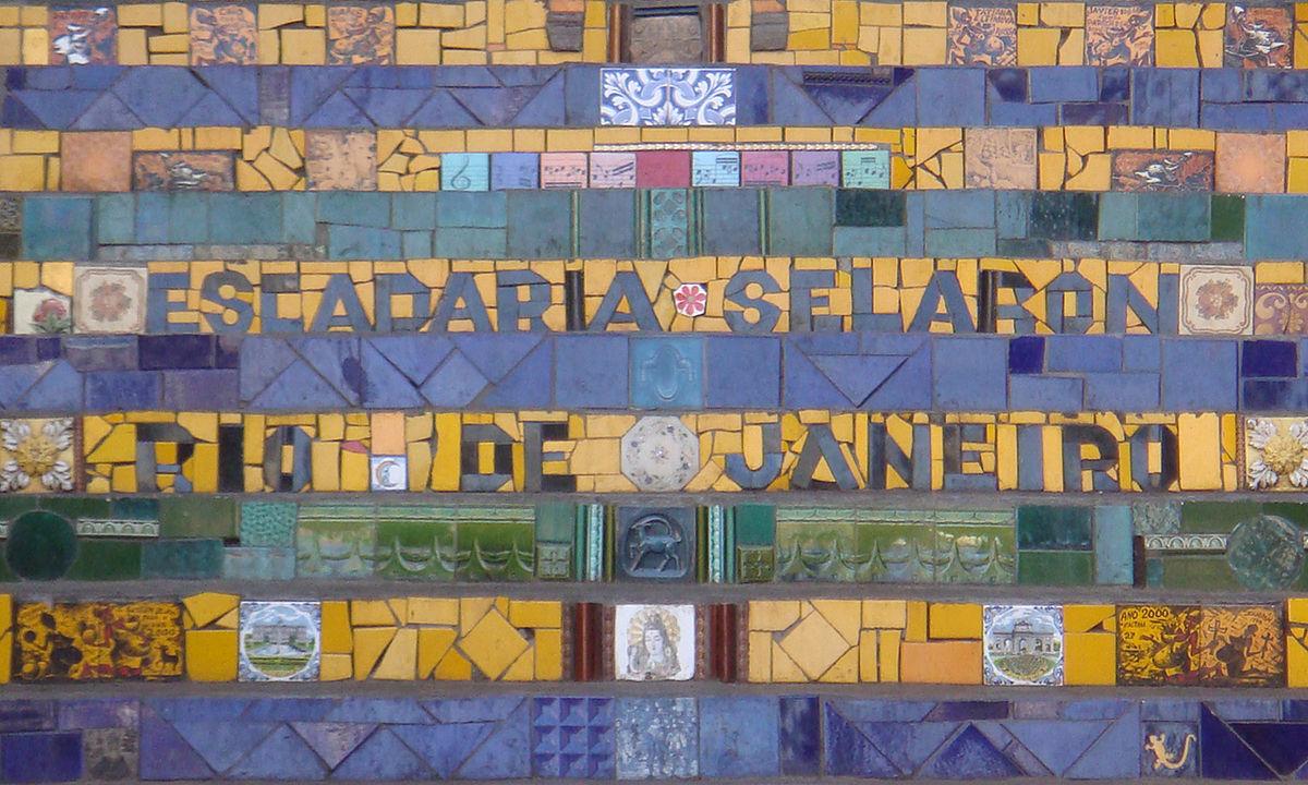 Escadaria Selarón - Wikipedia