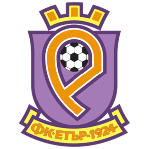 FC Etar 1924 Veliko Tarnovo - Etar crest used from 2002 to 2012
