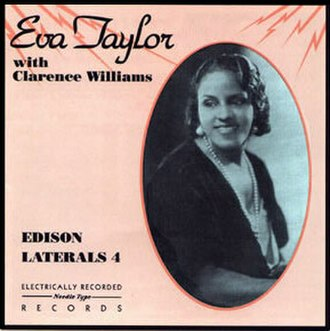 Eva Taylor - Image: Eva Taylor album