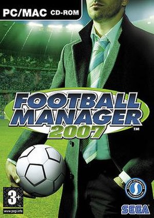Football Manager 2007 - Football Manager 2007