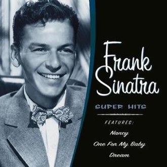 Super Hits (Frank Sinatra album) - Image: FS Super Hits