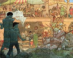 Faerie Market from The Books of Magic.jpg
