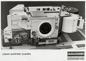 Sherman Fairchild - The Fairchild Lunar Mapping Camera
