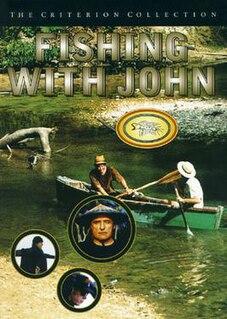 <i>Fishing with John</i> television series