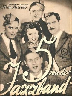 <i>Five from the Jazz Band</i> 1932 film