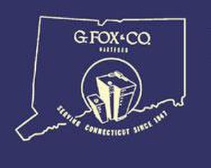 G. Fox & Co. - Image: G Fox logo