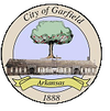 Official seal of Garfield, Arkansas