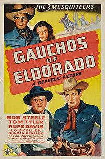 <i>Gauchos of El Dorado</i> 1941 film by Lester Orlebeck