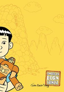<i>American Born Chinese</i>