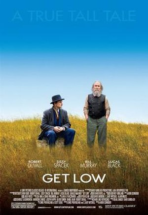 Get Low (film) - Theatrical release poster