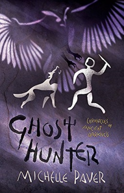 Picture of a book: Ghost Hunter