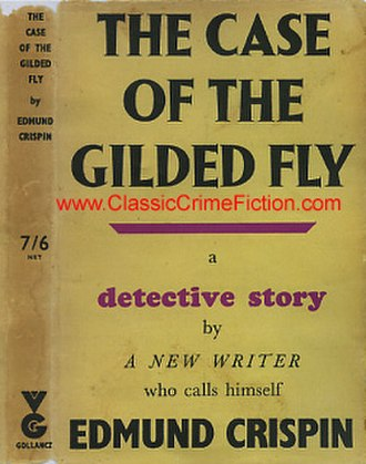 The Case of the Gilded Fly - First edition 1944
