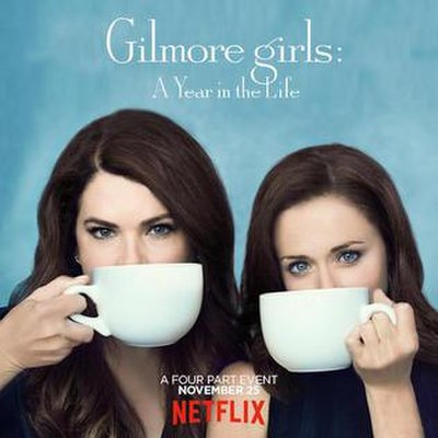 Picture of a TV show: Gilmore Girls: A Year In The Life
