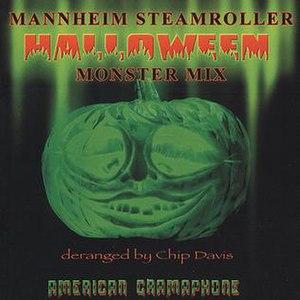 Halloween: Monster Mix - Image: Halloween Monster Mix