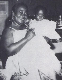 Hannah Kudjoe prominent activist for Ghanaian independence