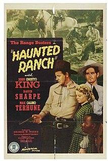 <i>Haunted Ranch</i> 1943 film by Robert Emmett Tansey