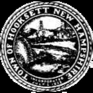 Hooksett, New Hampshire - Image: Hooksett Town Seal