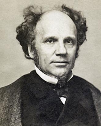Horatio Seymour - Horatio Seymour, circa 1860
