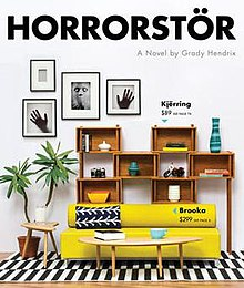 Image result for horrorstor book