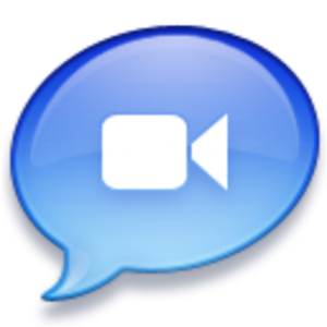 IChat - Image: I Chat AV icon