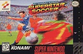 <i>International Superstar Soccer</i> (video game) 1994 association football video game