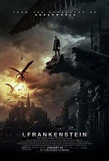 <i>I, Frankenstein</i> 2014 film by Stuart Beattie