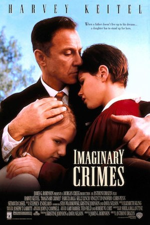 Imaginary Crimes - Theatrical release poster