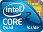 Core 2 Quad logo as of 2009