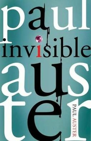 Invisible (Auster novel) - First edition