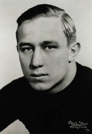 Jay Berwanger - Berwanger at University of Chicago in early 1930s