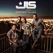 JLS — Everybody in Love (studio acapella)