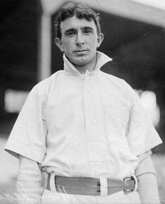 Johnny Kling - Image: Johnny Cling Baseball