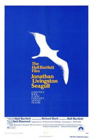 Jonathan Livingston Seagull (film) - Theatrical poster
