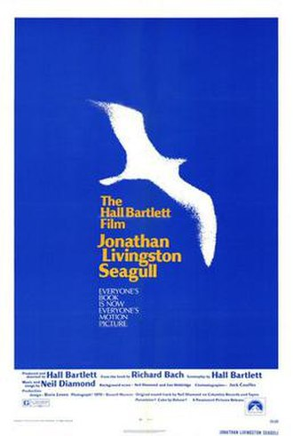 Jonathan Livingston Seagull (film) - Theatrical poster