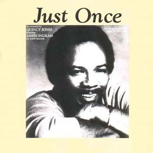 Just Once - Image: Just Once Quincy Jones