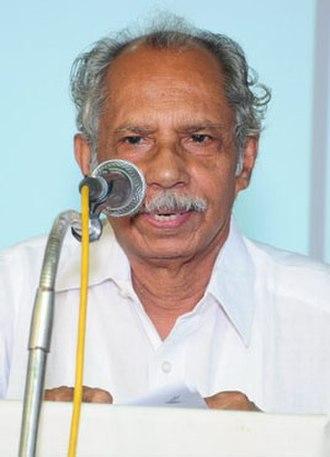K.B. Unnithan - Image: K. Balakrishnan Unnithan