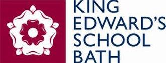 King Edward's School, Bath - Image: KING EDWARDS LOGO CMYK Low Res