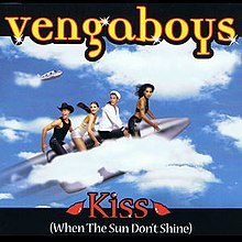 Vengaboys - Kiss (When the Sun Don't Shine) (studio acapella)