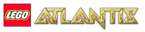 Lego Atlantis - Image: Lego Atlantis logo