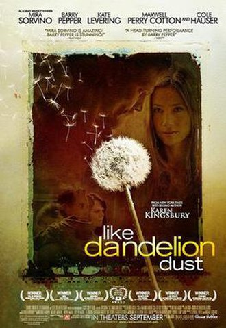 Like Dandelion Dust - Theatrical release poster