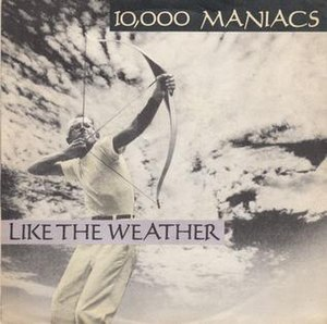 Like the Weather - Image: Like The Weather single
