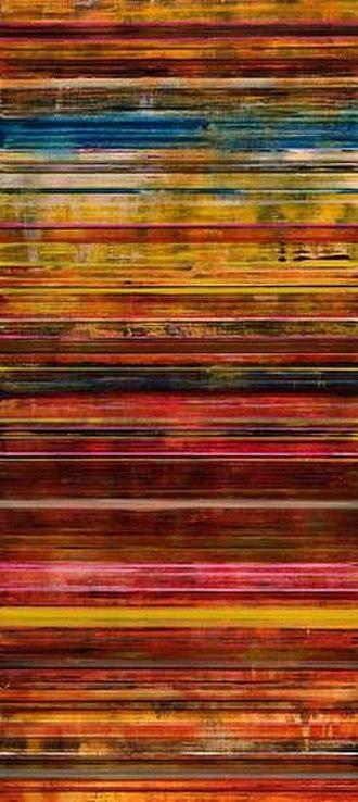 Lisa Nankivil - Magenta, 2005, oil on canvas, Collection Frederick R. Weisman Art Museum, Minneapolis