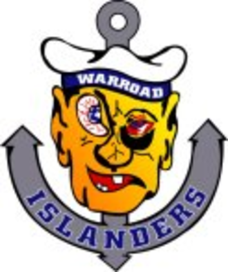 Warroad Lakers - Image: Logo Warroad 123x 147
