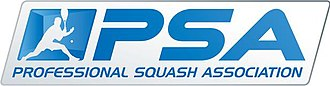 Professional Squash Association - Previous PSA Logo (2011-2014)