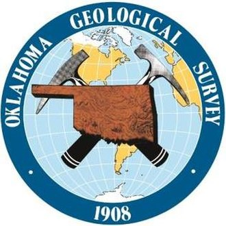 Oklahoma Geological Survey - Image: Logo of the Oklahoma Geological Survey