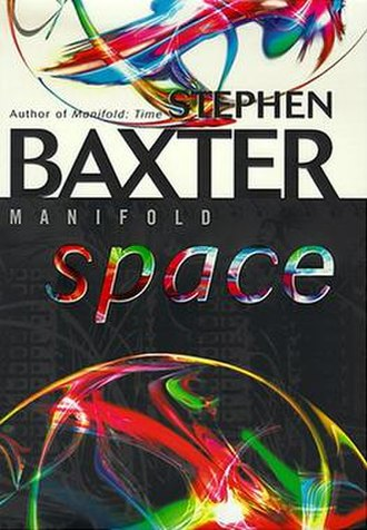 Space (Baxter novel) - Cover to the US edition.