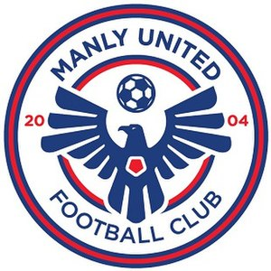 Manly United FC - Image: Manly United's crest